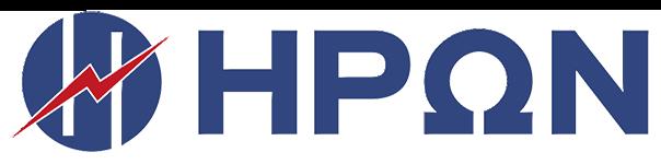 ηρων logo